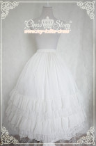 Le Printemps~ Sweet Lolita Petticoat 77cm 3 Colors