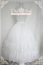 Le Printemps~ Sweet Lolita Petticoat 77cm 3 Colors