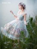 Yolanda Lolita ~Rose Garden Lolita OP - In Stock