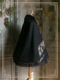 Hades Queen~ Winter Vintage Wind-proof Lolita Cape