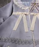 HinanaQueena ~Ferna Series Winter Wool Lolita Coat -Ready Made