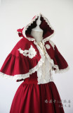 Tanaka Little Red Riding Hood Dress