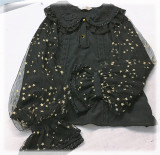 Little Dipper ~Kompeit Sweet Lolita Blouse -Pre-order