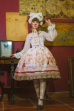 Infanta Astrology Bear Lolita Jumper+Headbow