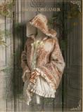Cutie Creator ~Shepherd's Glen~ Warm Thick Cape - Double side use