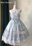 Alice Girl ~Berlin Girl~ Sweet Lolita Jumper 2 Versions -Ready Made
