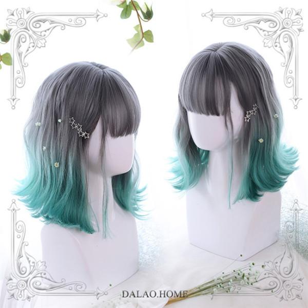 MOLSION~ Sweet Lolita Short Wigs
