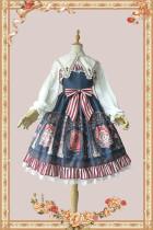 Infanta ~Priest Apprentice~ Lolita Printed JSK