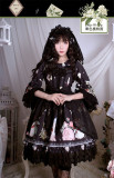 Magic Tea Party ~Ada's Flower Lolita OP-Ready Made