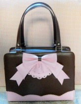 Loris Cake Bow Handbag for Lolita Fashion