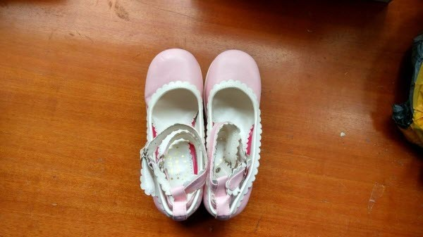 Antaina Sweet High Platform Lolita Shoes - In Stock