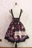 Alice Girl~ Steampunk Bear&Gear~ Lolita Salopette