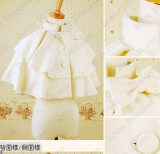 Lolita Princess Church Bell Sweet Cashmere Lolita Cape