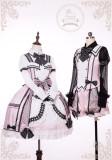 Guard of Honour~ Quji Lolita Vest and Short Pants Wine L In Stock