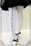 Ao1~Letter Velvet Lolita Tights
