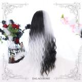 Dalao Home ~Arrogance & Greed ~Color Split Lolita Wigs
