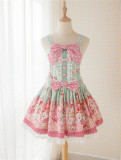 August Maiden ~Kittens & Berries Lolita Dresses