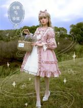 Magic Tea Party ~Anne & Jenny Lolita OP -Ready Made