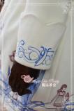 Fleur-de-lis~ Lolita Embroidery Coat -In Stock