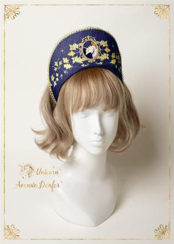 AD Lolita ~Unicorn Normal Waist Lolita Accessaries -Ready Made