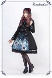 Beauty the Rose~ Jacquard Tailored Lolita Coat Charcoal Size L - In Stock