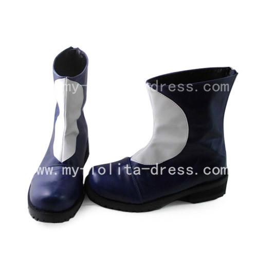 Beautiful Purple Guilty Gear Boots