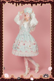 Infanta ~Hospital of the Rabbit~ Lolita JSK -Ready Made Apricot Size M - In Stock