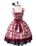 Magic Tea Party ~Pike Place Roast Lolita JSK -Ready made