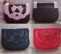 Loris Sweet Double Bow Lolita Bag