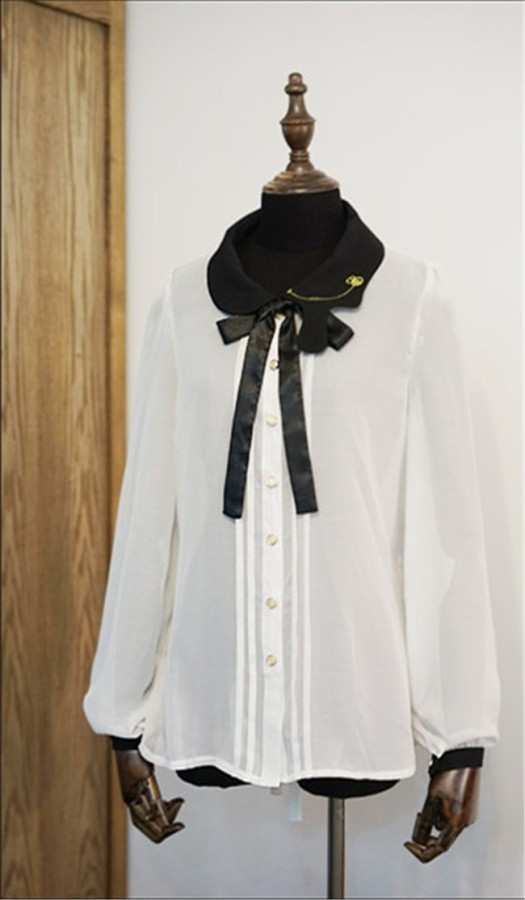 R-series -Sweet Honey Bees-  Lolita Blouse