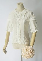 The Easter Bunny- Lolita Blouse
