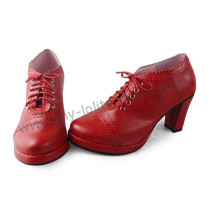 Classic Sticky Toe Women Lolita Shoes