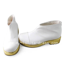 Beautiful White Vocaloid Game Kagamine Rin Len Shoes