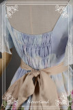 Neverland Lolita ~The Song of The Lark~ Fan Sleeves Sweet Lolita OP Dress