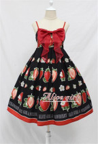 Sweet Strawberry~ Sweet Lolita JSK-Pre-order