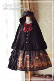 Dear Celine ~ The Cats Which Ask for Candy at Halloween Lolita JSK - Ready Made