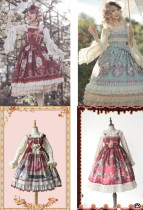 Infanta ~Summer Preferiential Lolita Lucky Packs -Ready Made