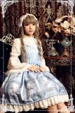 Guardian of Time & Space ~Vintage Lolita JSK Dress