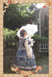 Infanta Doll Residue Lolita Jumper -Ready Made