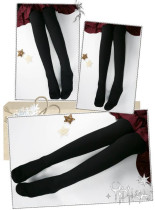 Egyptian Cotton Thin Legs Tights 900D