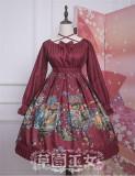 Strawberry Witch~ Chibor's Fairytale Dream Lolita OP