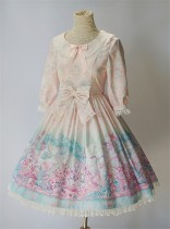 The Easter Bunny- Lolita OP Dress