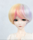 Baby Style Sweet BJD Dolls Short Wig