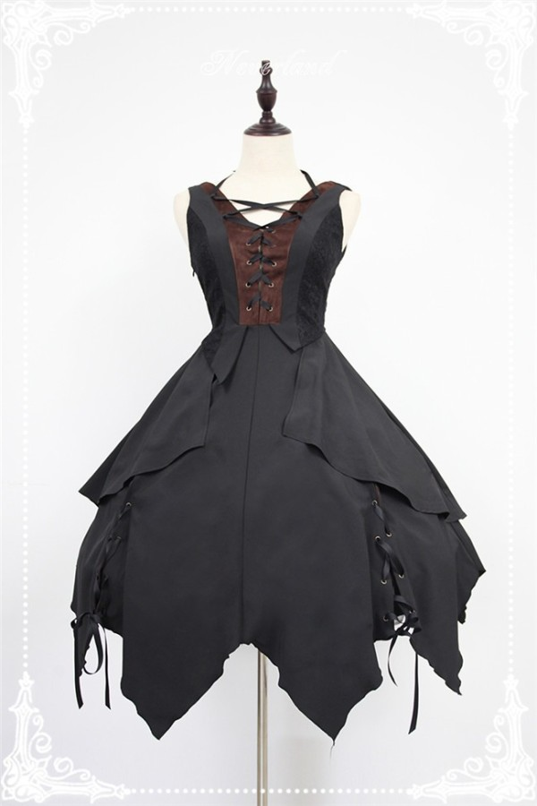 Undead Symphony~ Gothic Lolita JSK Dress
