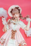 Classic Strawberry- Lolita OP Dress