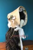 Surfacespell ~ Portrait of A Lady~ Vintage Velvet Lolita OP