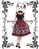 Knights of The Rose~ Classic Lolita JSK -Ready Made