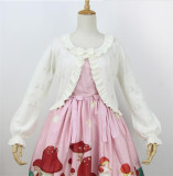 Little Dipper Cherry~ Sweet Lolita Bolero -Pre-order