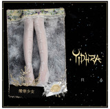 Ribbon Girl Sweet Lolita Above Knee Socks