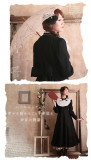 Mori Girl~ Classic Lolita Long Sleeves Dress